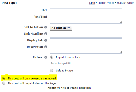 Lesser known Facebook features