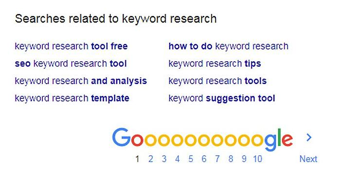 Use Google to Check for Alternatives