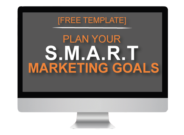 DETERMINE YOUR SMART MARKETING GOALS - Preview