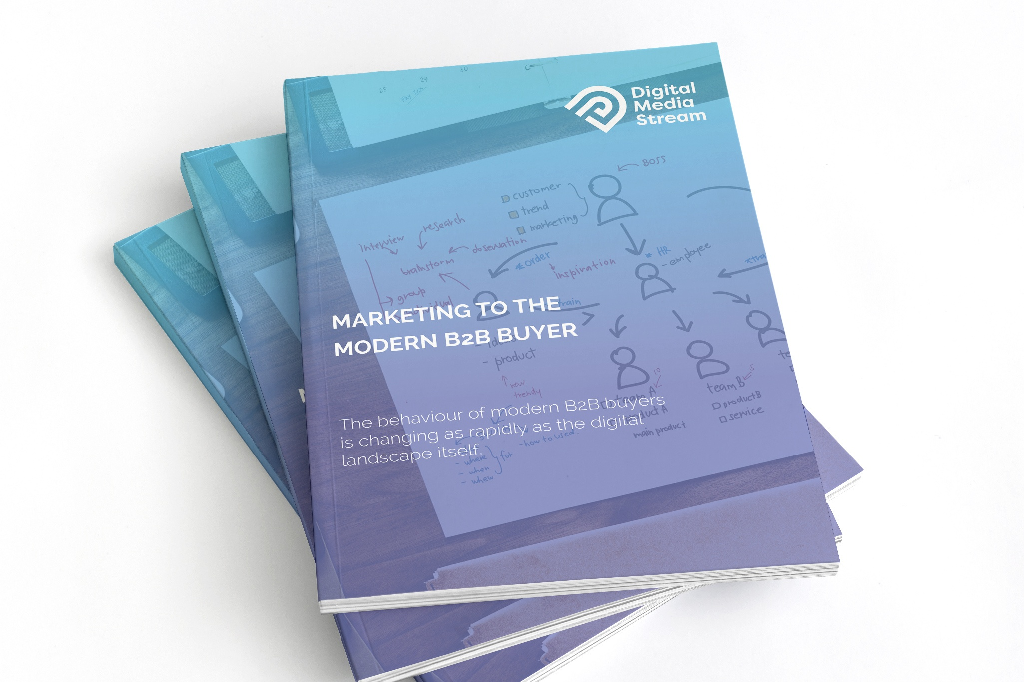 MARKETING TO THE MODERN B2B BUYER - Preview