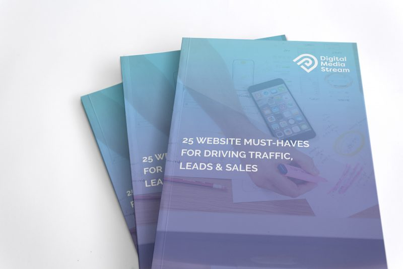 25 Website Must-Haves for Driving Traffic, Leads & Sales